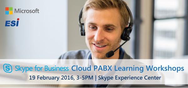 开启Skype for Business 云端PABX 应用