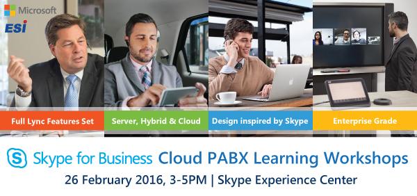 实施部署Skype for Business云端PABX