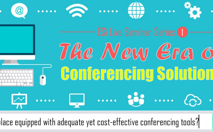 The New Era of Conferencing Solution Seminar