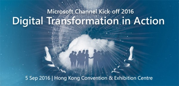 Microsoft Channel Kick-off 2016