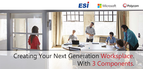 Creating Your Next Generation Workplace Seminar