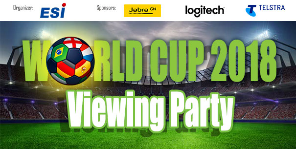 ESI World Cup Viewing Party 2018