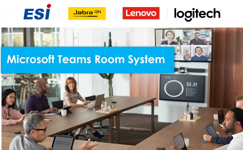 Jabra x Lenovo x Logitech Microsoft Teams Rooms System Special Offers