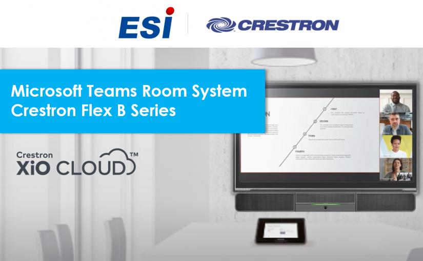 Crestron Microsoft Teams Room System
