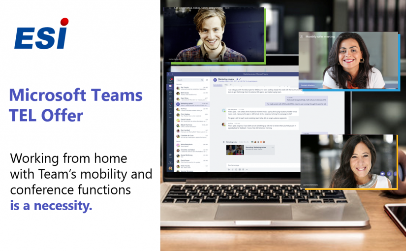 Microsoft Teams TEL Offer