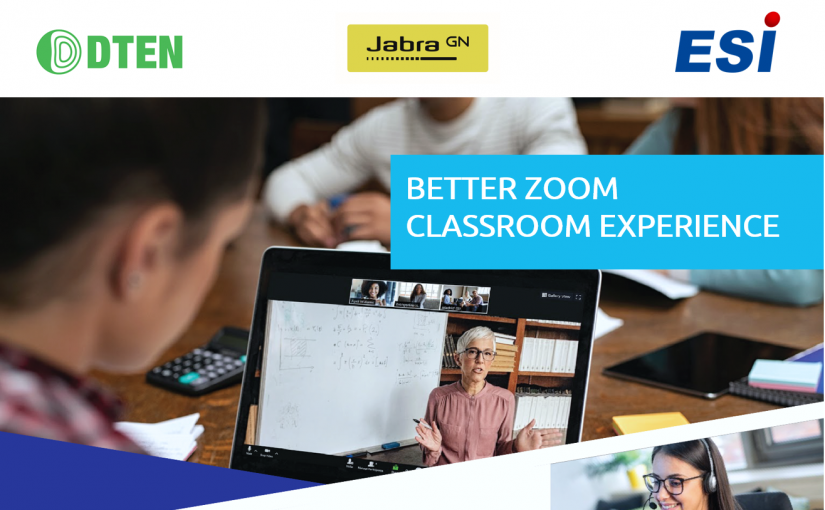 Better Zoom Classroom Experience – Special Offer