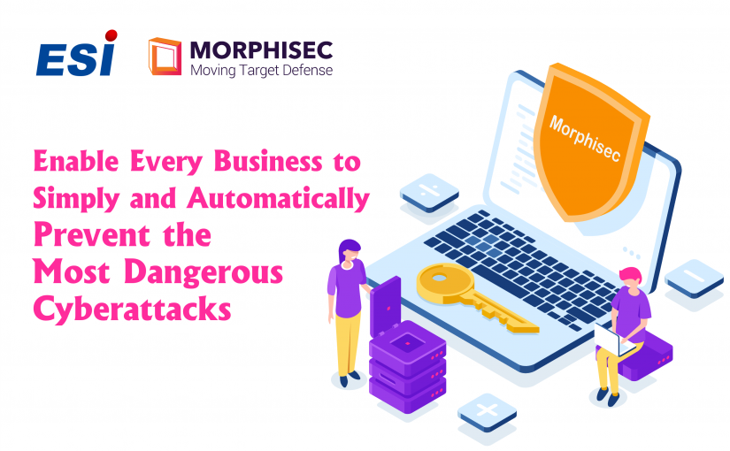 Enable Every Business to Simply & Automatically Prevent the Most Dangerous Cyberattacks